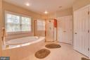 Soaking Tub and Luxury Shower - 12274 TIDESWELL MILL CT, WOODBRIDGE