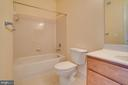 All rooms have a bathroom - 12274 TIDESWELL MILL CT, WOODBRIDGE