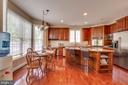 Eat In Kitchen - 12274 TIDESWELL MILL CT, WOODBRIDGE