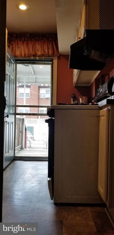 Kitchen - 3325 AMES ST NE, WASHINGTON