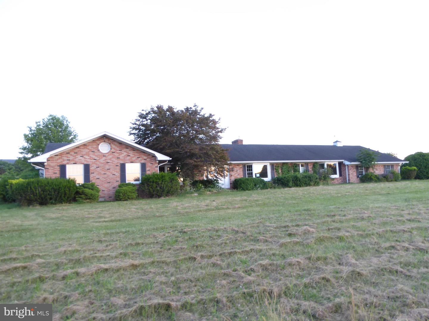 Single Family for Sale at -Rt 1 Box 301 High View, West Virginia 26808 United States