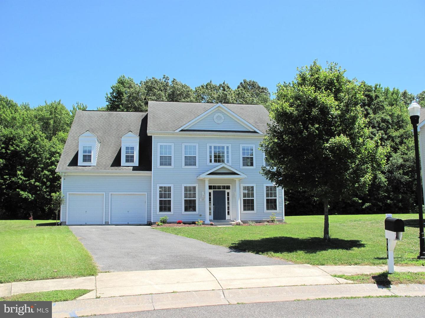 Single Family for Sale at 115 Night Heron Ct Cambridge, Maryland 21613 United States