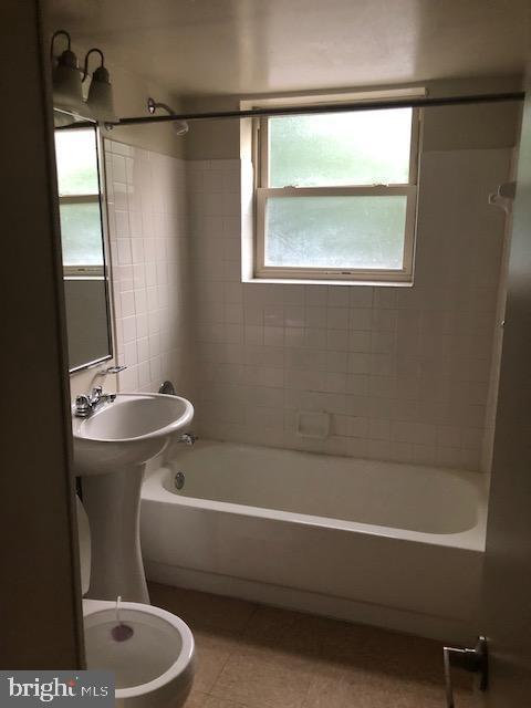 Bathroom - 2665 MARTIN LUTHER KING JR AVE SE #202, WASHINGTON