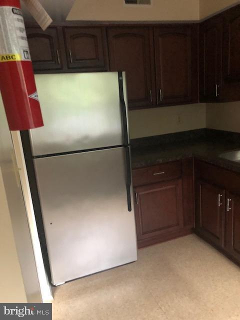 Kitchen - 2665 MARTIN LUTHER KING JR AVE SE #202, WASHINGTON