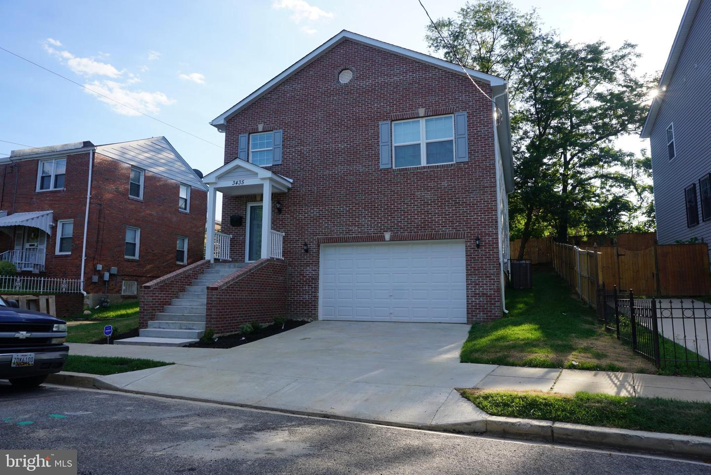 Single Family for Sale at 3435 23rd St SE Washington, District Of Columbia 20020 United States