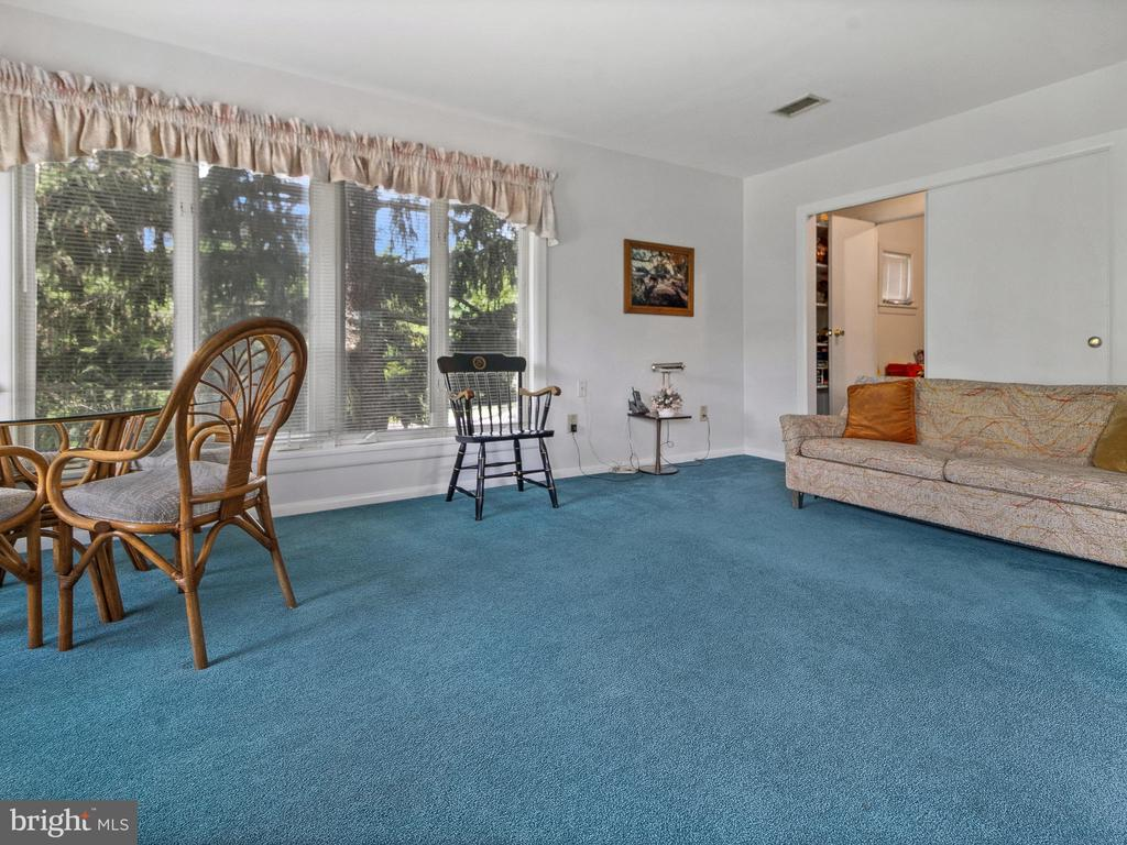 Sitting/Card Room toward Office/Storage - 4315 ALDIE RD, CATHARPIN