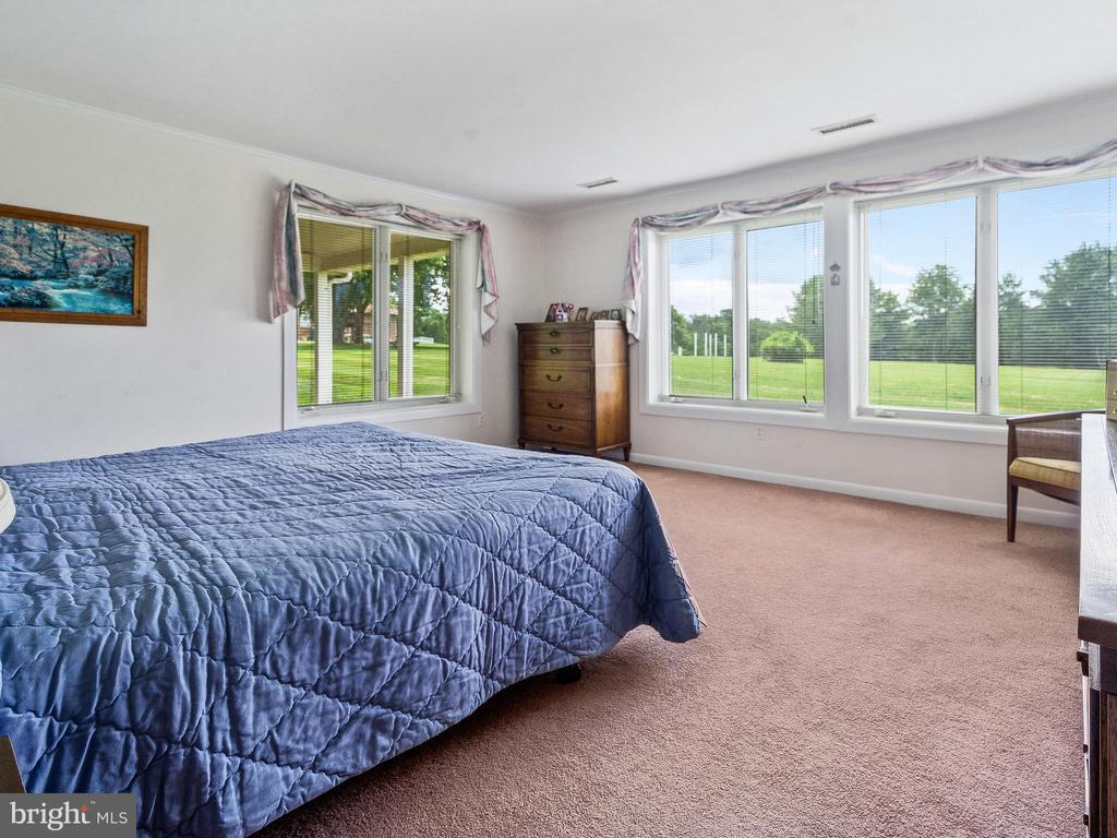 Master Bedroom with Panoramic View - 4315 ALDIE RD, CATHARPIN