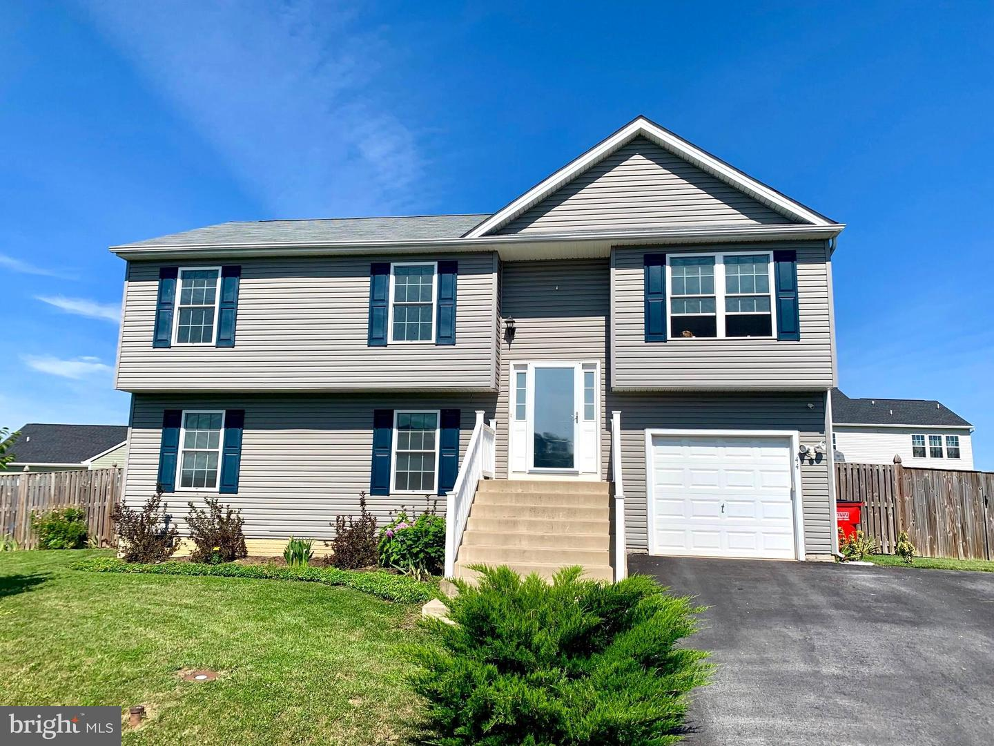 Single Family for Sale at 44 Palestine Way Martinsburg, West Virginia 25404 United States