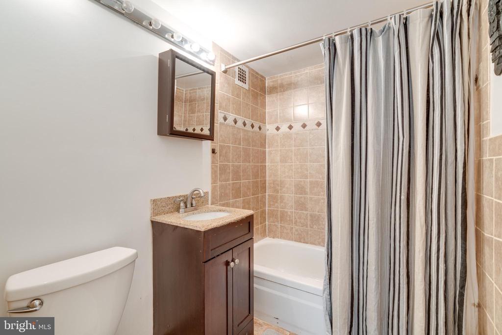 Master en-suite bath - 2500 N VAN DORN ST #422, ALEXANDRIA