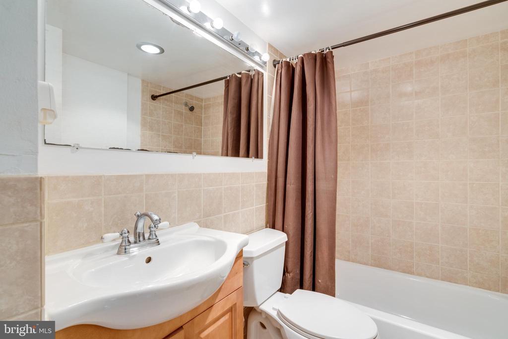 Hall bath - 2500 N VAN DORN ST #422, ALEXANDRIA