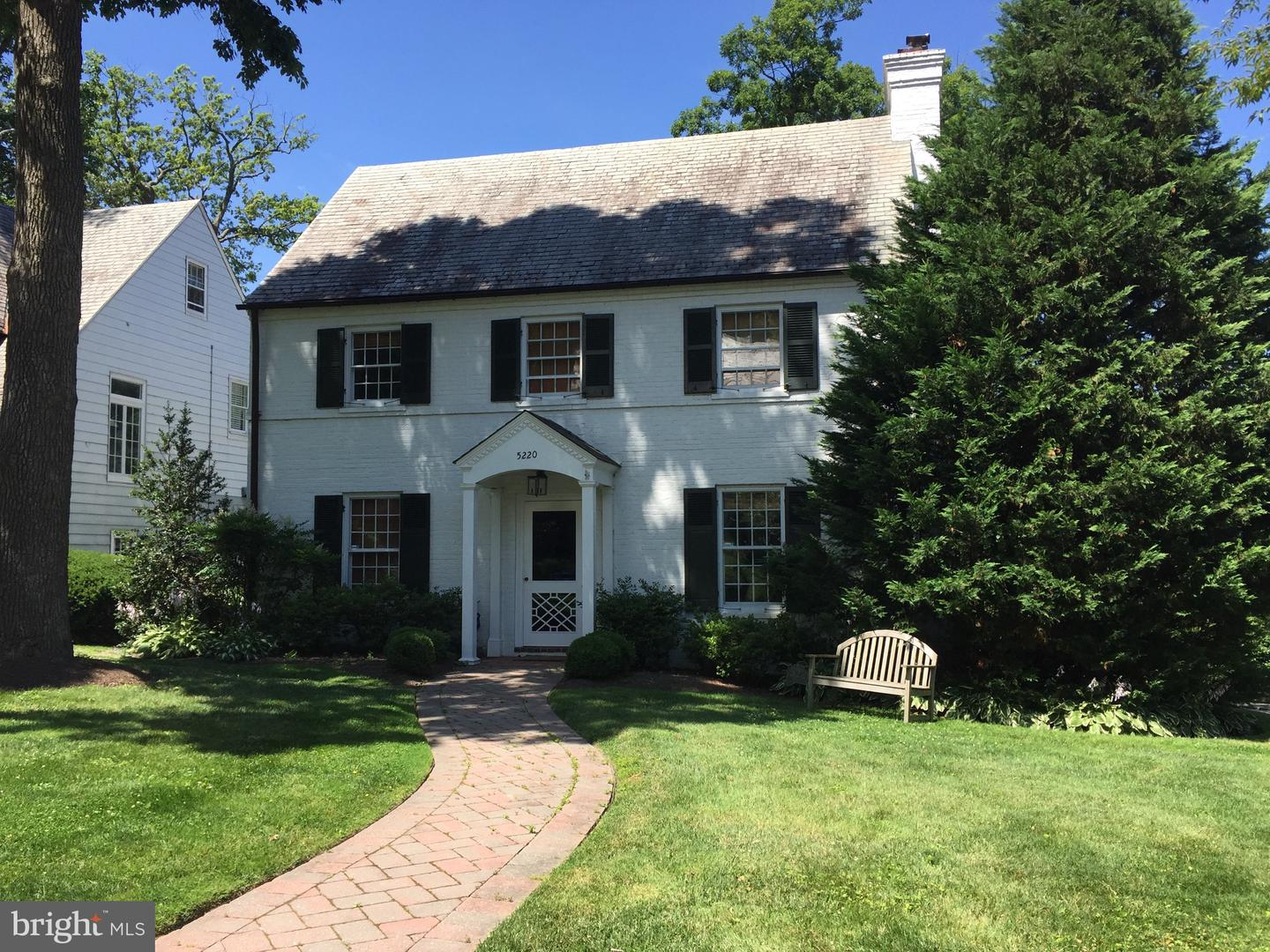 Single Family for Sale at 5220 Tilbury Way Baltimore, Maryland 21212 United States