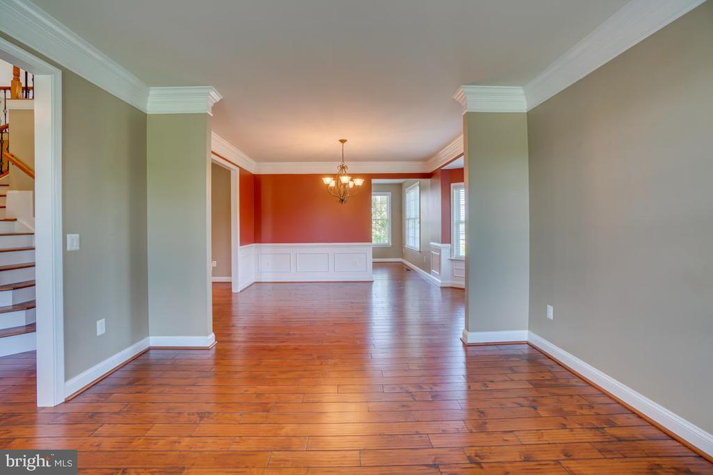Chat w/ your guests before dinner! - 38 JANNEY LN, FREDERICKSBURG