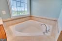 Relax in your deep corner tub! - 38 JANNEY LN, FREDERICKSBURG