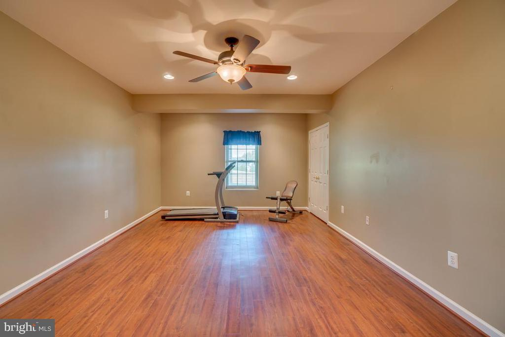 Perfect 6th bedroom or exercise room! - 38 JANNEY LN, FREDERICKSBURG