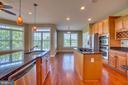 Bright and roomy kitchen! - 38 JANNEY LN, FREDERICKSBURG