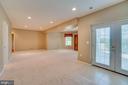 Walk out level basement! - 38 JANNEY LN, FREDERICKSBURG
