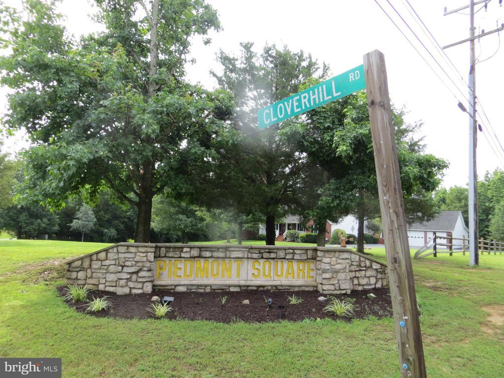 Piedmont Square subdivision off 208 - 7329 CLOVERHILL RD, SPOTSYLVANIA
