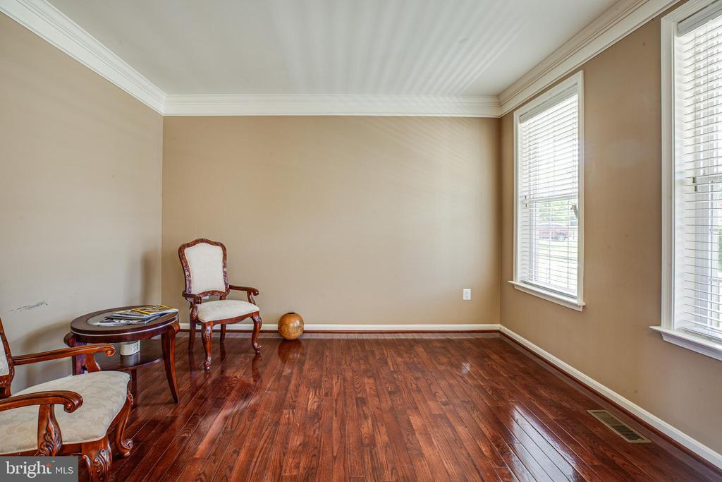 Living room - 1024 W KENSINGTON CIR, FREDERICKSBURG