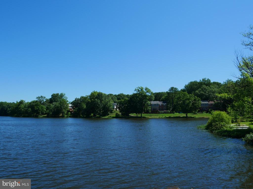 Breathtaking Burke Lake - 5614 DE SOTO ST, BURKE