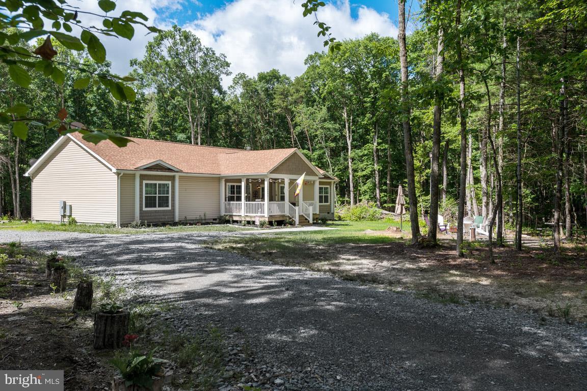 Single Family Homes للـ Sale في Mc Gaheysville, Virginia 22840 United States