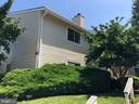 Rear View - 18000 CHALET DR #200, GERMANTOWN