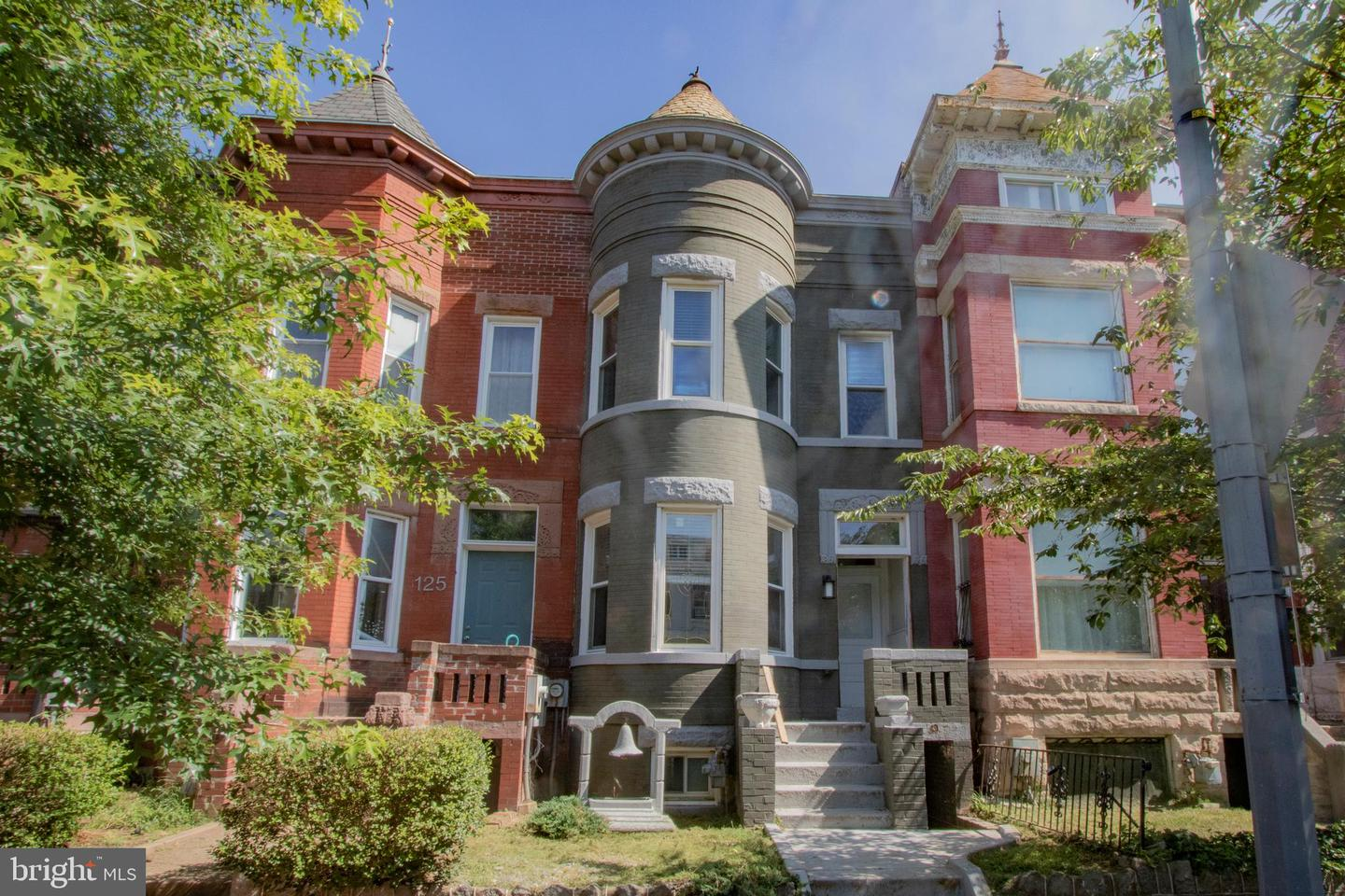 other residential homes for Rent at 123 U St NW Washington, District Of Columbia 20001 United States