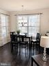 Dining Room - 43047 STUARTS GLEN TER #105, ASHBURN