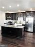 Gourmet Kitchen w/Island and Breakfast Bar - 43047 STUARTS GLEN TER #105, ASHBURN