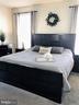 Master Suite w/Ceiling Fan and Walk-In Closet - 43047 STUARTS GLEN TER #105, ASHBURN