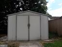 Large Shed - 8232 EMORY GROVE RD, GAITHERSBURG