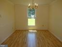 Bright Formal Dining Room - 8232 EMORY GROVE RD, GAITHERSBURG