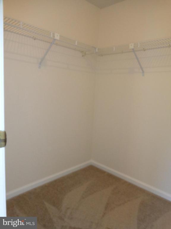 MBR Walk-in Closet - 8232 EMORY GROVE RD, GAITHERSBURG