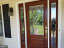 Custom Front Door - 19187 SWAN CT, PURCELLVILLE