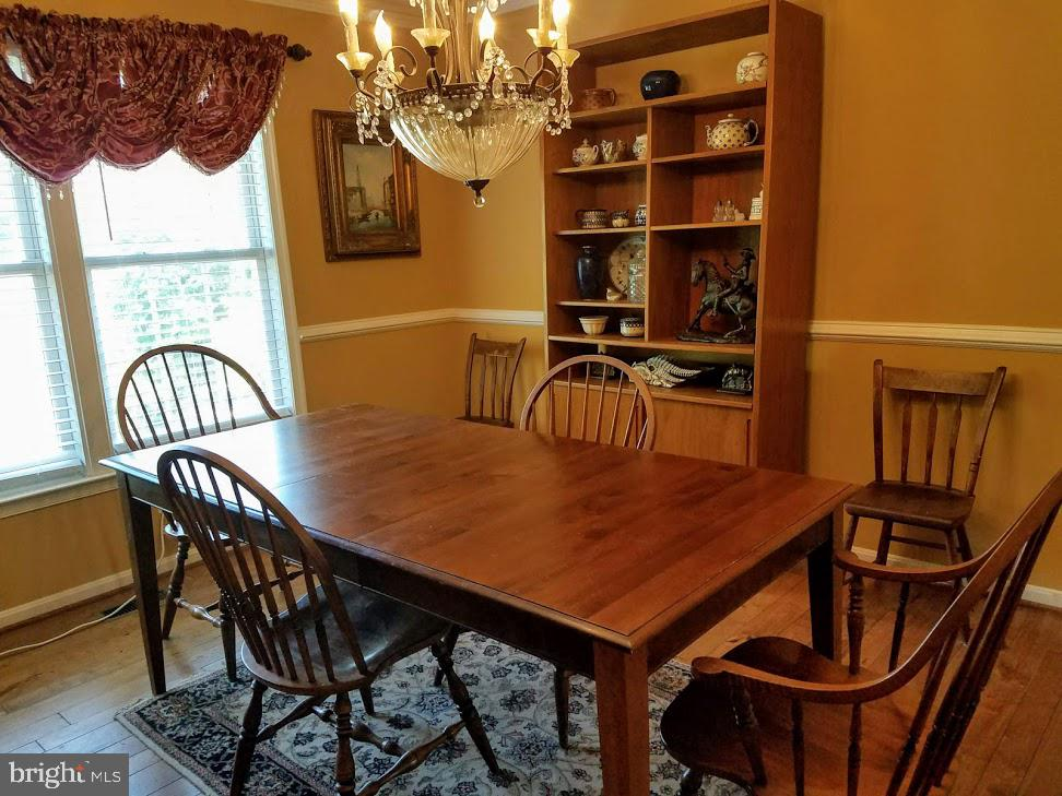 Formal Dining Room - 19187 SWAN CT, PURCELLVILLE
