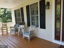 Front Porch - 19187 SWAN CT, PURCELLVILLE