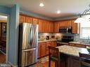 Stainless Steel Appliances - 19187 SWAN CT, PURCELLVILLE