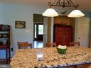 Huge Island with Granite - 19187 SWAN CT, PURCELLVILLE