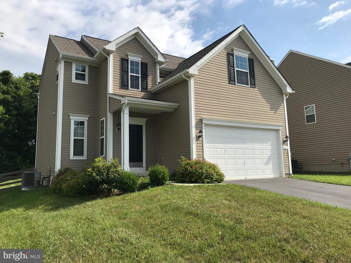 Single Family for Sale at 61 Hughs Charles Town, West Virginia 25414 United States