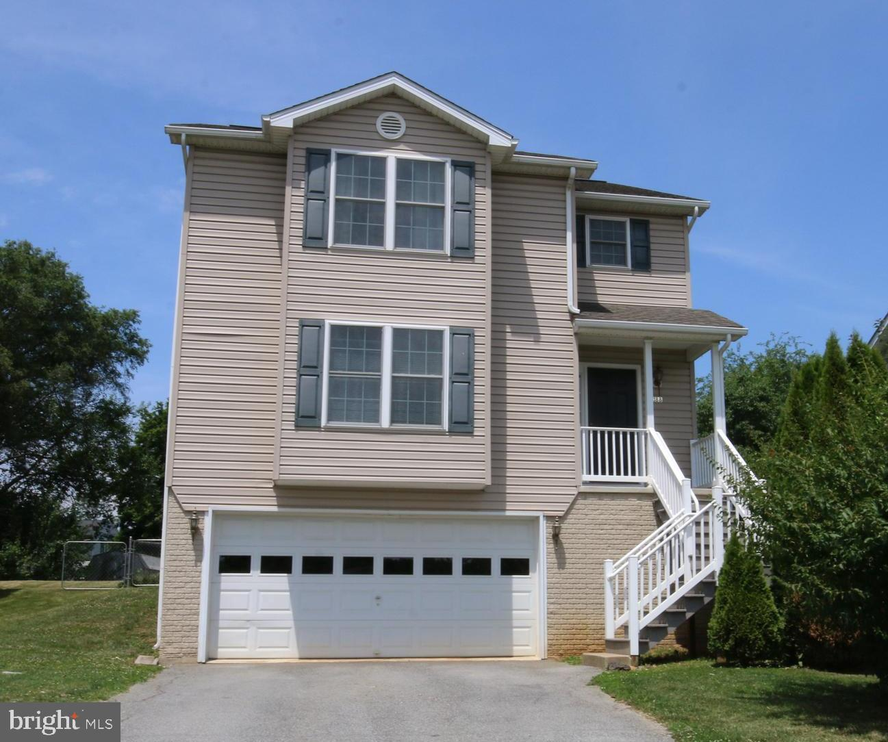 Single Family for Sale at 188 Hedrick Martinsburg, West Virginia 25405 United States