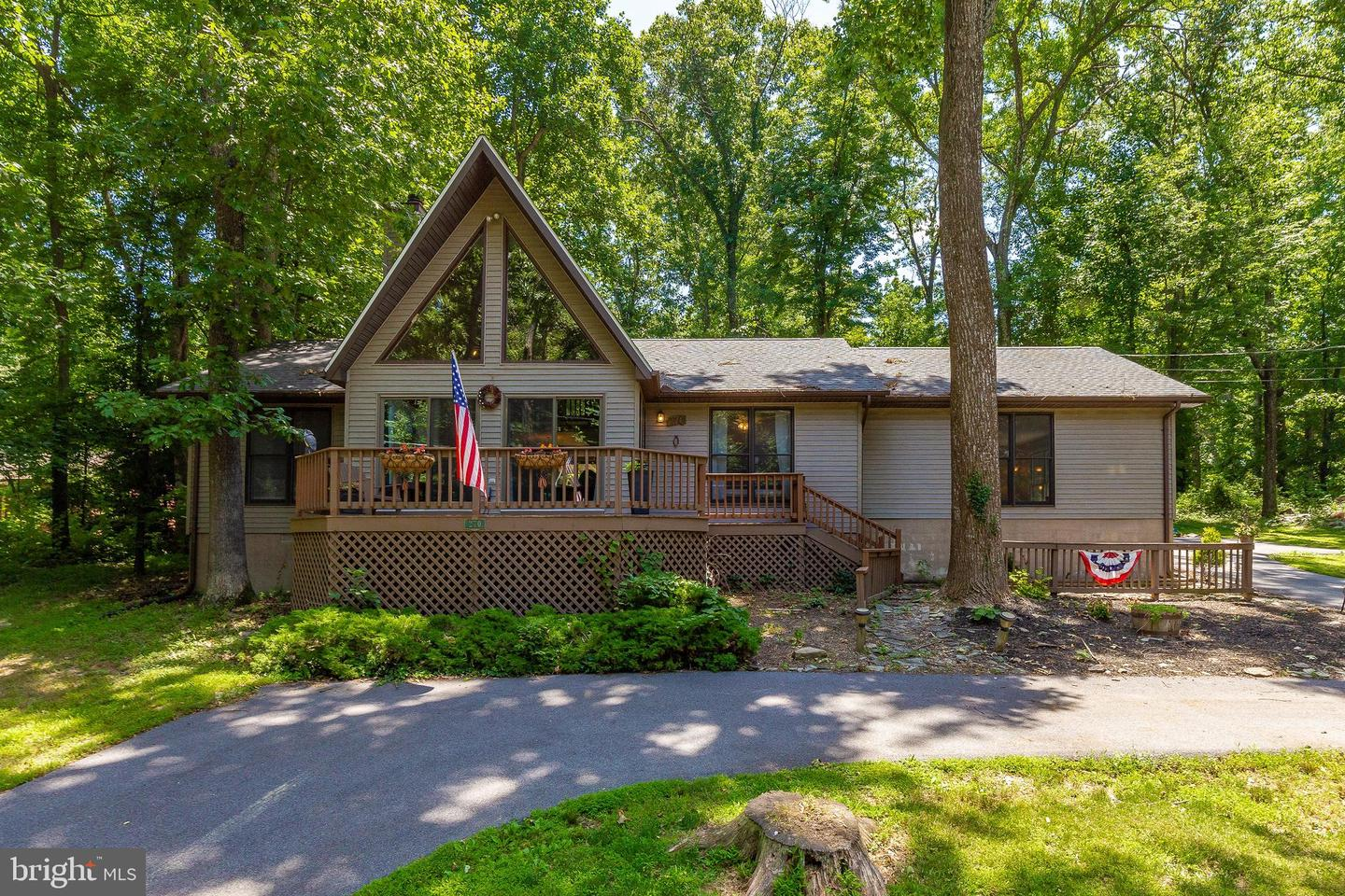 Single Family for Sale at 270 Cool Glen Harpers Ferry, West Virginia 25425 United States