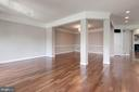 Dinging Room (wood floors freshly refinished) - 43586 PURPLE ASTER TER, LEESBURG