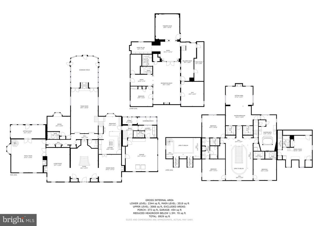 Floorplans - 4309 SUNDOWN RD, GAITHERSBURG