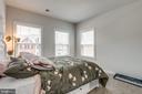 BEDROOM #3 - LOTS OF NATURAL LIGHT - 22291 PHILANTHROPIC DR, ASHBURN