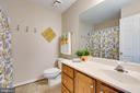Guest Bath - 16639 CAXTON PL, DUMFRIES