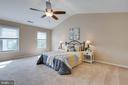 Master Bedroom - 16639 CAXTON PL, DUMFRIES