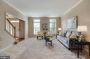 Living Room - 16639 CAXTON PL, DUMFRIES