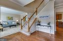 Foyer - 16639 CAXTON PL, DUMFRIES