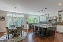 Over-sized island - 2915 N SYCAMORE ST, ARLINGTON