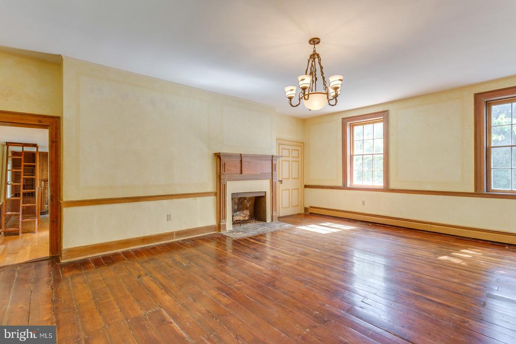 Dining Room - 16001 OLD WATERFORD RD, PAEONIAN SPRINGS