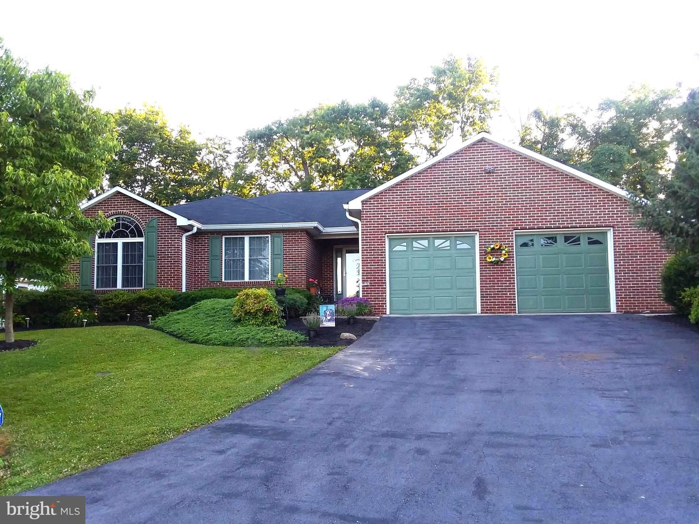 Single Family for Sale at 149 Gemstone Drive Martinsburg, West Virginia 25401 United States